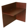 Boss Reception Return Shell, Mahogany 42*24