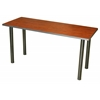 "Boss Training Table 72""W X 24""D Cherry"