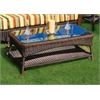 Tortuga Outdoor Lexington Coffee Table - Java