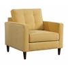 ZuoMod SAVANNAH CHAIR GOLDEN