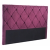 ZuoMod MATIAS HEADBOARD KING WINE VELVET