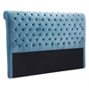 ZuoMod SERGIO HEADBOARD KING BLUE VELVET