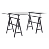ZuoMod Ralston Desk Antique Black