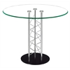 ZuoMod CHARDONNAY DINING TABLE CHROME