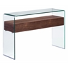 ZuoMod SHAMAN CONSOLE TABLE WALNUT