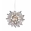 ZuoMod Extravagance Ceiling Lamp Aluminum
