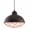 ZuoMod Kong Ceiling Lamp Distressed Black