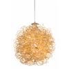 ZuoMod Zitto Ceiling Lamp Gold