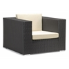 ZuoMod Cartagena Arm Chair Espresso