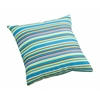 ZuoMod Puppy Small Outdoor Pillow Multicolor stripe