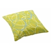 ZuoMod Bunny Large Outdoor Pillow Olive Green base with pattern