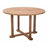ZuoMod REGATTA DINING TABLE NATURAL