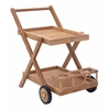 ZuoMod REGATTA TROLLEY NATURAL