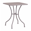 ZuoMod OZ DINING SQUARE TABLE TAUPE