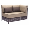 ZuoMod PINERY RIGHT RHF CORNER CHAISE BEIGE