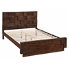 ZuoMod SAN DIEGO QUEEN BED WALNUT