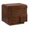 ZuoMod SAN DIEGO NIGHT STAND WALNUT