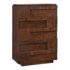 ZuoMod SAN DIEGO HIGH CHEST WALNUT