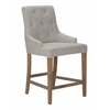 BURBANK COUNTER CHAIR BEIGE