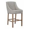 ZuoMod INDIO BAR CHAIR BEIGE
