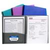 C-Line 8-Pocket Spiral-Bound Poly Portfolio, 1 Notebook (Color May Vary) (Set of 6 EA)
