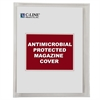 C-Line Magazine Cover with Antimicrobial Protection, 25/BX