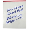 C-Line Dry Erase Easel Pad, 10 Sheets/Pad, 30 X 25, 2/CT