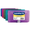 13-Pocket Coupon Size Expanding File, 1 File (Color May Vary) (Set of 8 EA)