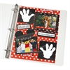 Memory Book 11 x 8 1/2 Scrapbook Page Protector, Top Load, Clear, 50/BX (Set of 2 BX)
