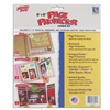 C-Line Memory Book 8 x 8 Scrapbook Page Protector Combo Kit, 15/PK (Set of 2 PK)