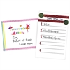 C-Line Memory Book Scrapbook Dry Erase Sticker Sheets, 3/PK (Set of 4 PK)