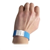 DuPont Tyvek Security Wristbands, Blue, 100/PK (Set of 2 PK)
