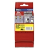 BROTHER INTL. CORP. TZ Extra-Strength Adhesive Laminated Labeling Tape, 1-1/2w, Black on Yellow