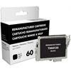 Epson Stylus C68  C88  C88+  CX3800  CX3810  CX4200  CX4800  CX5800F  CX7800 Black Ink (OEM# T060120) (400 Yield)