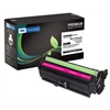 Compatible LJ CM3530  CP3525 Extended Yield Magenta Toner (OEM# CE253A) (11 000 Yield) (Contains Chip)