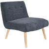 LumiSource Vintage Neo Chair, Blue