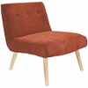 LumiSource Vintage Neo Chair, Orange