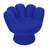 LumiSource Mitt Chair, Blue