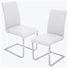 Foster Dining Chair  White, Set of 2