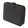 Sleek Black Padded Laptop Case Sleeve by