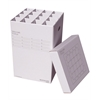 Manager25 Rolled File Filing Box, 16 Compartments