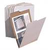 "VFolder19, Vertical Flat Folder, Stores Flat Items Up to 12""x18"", 10/PK"