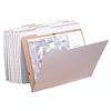 "VFolder25, Vertical Flat Folder,  Stores Flat Items Up to 18""x24"", 10/PK"