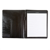 Writing case, 1/2 x 12-1/2 x 10, Black