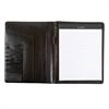 Bugatti Writing case, 1/2 x 12-1/2 x 10, Black