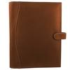 Bugatti Journal, 3/4 x 9-3/4 x 7-3/4, Cognac