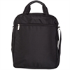 Messenger bag, 3-1/2 x 12 x 15, Black