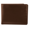 Bugatti Wallet, 1/2 x 3-1/4 x 4-1/2, Brown