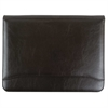 BUGATTI RING BINDER, 1.5 x 10 x 13.5, Black
