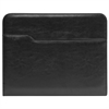 BUGATTI RING BINDER, 1.25 x 13.5 x 11, Black